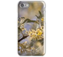 Olive Willow iPhone Case/Skin