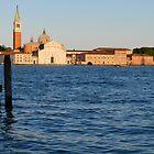 San Giorgio Maggiore by hans p olsen