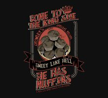 Crowley's Muffins 2 Womens Fitted T-Shirt