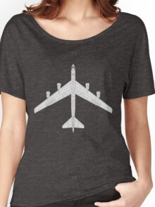 Boeing B-52 Stratofortress Women's Relaxed Fit T-Shirt
