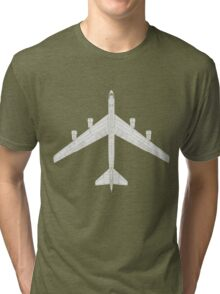 Boeing B-52 Stratofortress Tri-blend T-Shirt