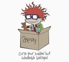 "Chucky ""Wash"" Washburne Kids Clothes"