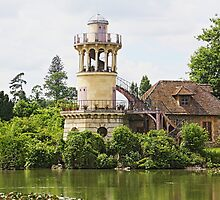 Versailles Queen's Hamlet 1 by TelestaiPix