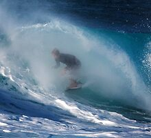 The Art Of Surfing In Hawaii 23 by Alex Preiss