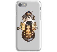 Grumpy Dalek - Exterminate Everybody iPhone Case/Skin