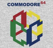 Commodore 64 Nintendo Mashup by Diginoms