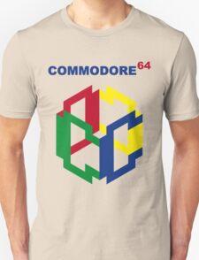 Commodore 64 Nintendo Mashup Unisex T-Shirt