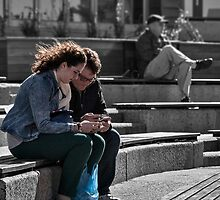 Couples that tweet together stay in touch with friends together by awefaul