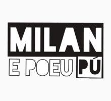 Milan e poeu pù Kids Clothes