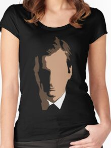 The Tennant Women's Fitted Scoop T-Shirt