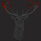 Stag by Becky Hayes