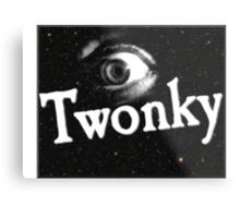Eye Twonky Metal Print