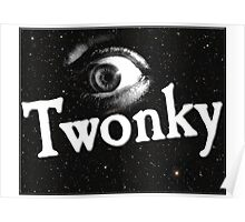 Eye Twonky Poster