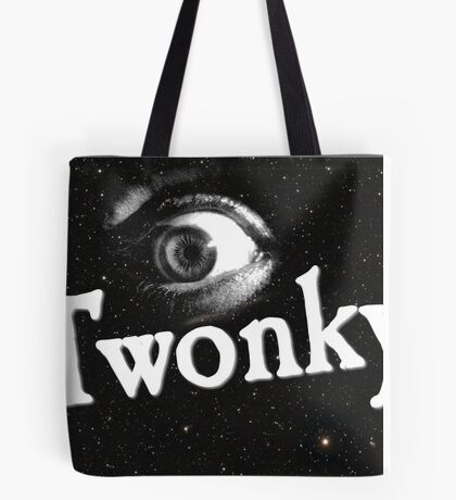 Eye Twonky Tote Bag