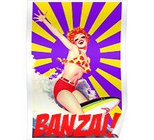 Banzai!! Poster
