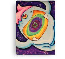 Trippin Yeti Canvas Print