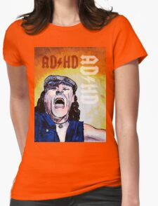 ADHD Womens Fitted T-Shirt