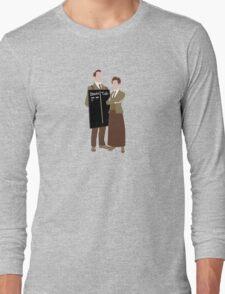 The Lutece Twins Long Sleeve T-Shirt