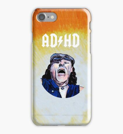 ADHD iPhone Case/Skin