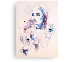 Khaleesi Canvas Print