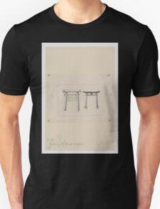 Torii   gateways to shinto temples 001 Unisex T-Shirt