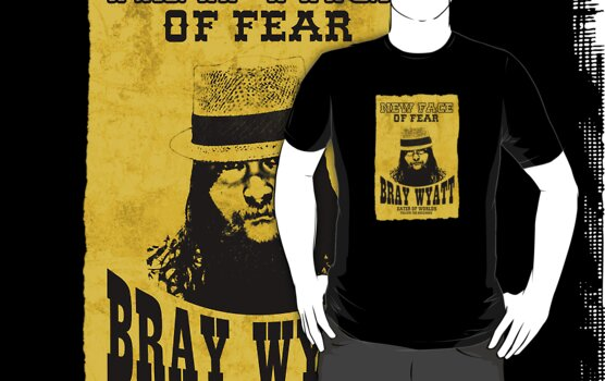 Bray Wyatt - The New Face of Fear (BANG! BANG! Edition)  by Jay Ford