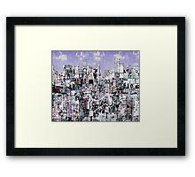 Metropolis 500 Framed Print