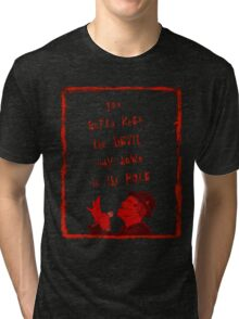 Way Down in the Hole Tri-blend T-Shirt