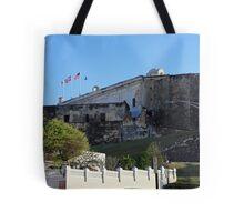 La Fortaleza in San Juan Puerto Rico Tote Bag