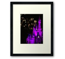 Wishes Framed Print