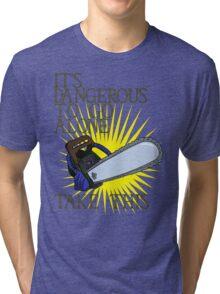 Ganon Slayer Tri-blend T-Shirt