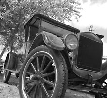 Shade tree Model T by GWGantt