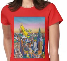 New York 1933 Womens Fitted T-Shirt