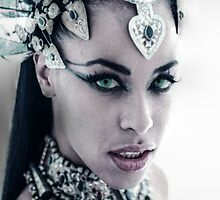 Queen Akasha from Queen of the Damned by DeafVampireAnge