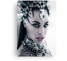 Queen Akasha from Queen of the Damned Canvas Print