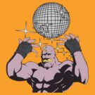 fullmetal alchemist Armstrong Disco by Brantoe