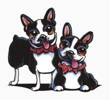 Merry Gentlemen | Boston Terriers Kids Clothes