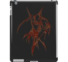 Tribal Grim Reaper iPad Case/Skin