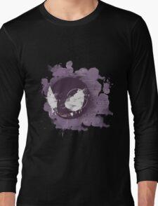 Graffiti Gastly  Long Sleeve T-Shirt