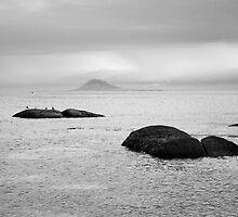 Rocks Trousers Point by Andrew  Makowiecki