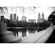 NYC - Central Park Landscape Photographic Print