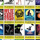 Broadway Greats by faithandtrust