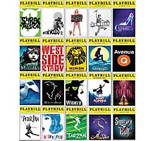 Broadway Greats Photographic Print