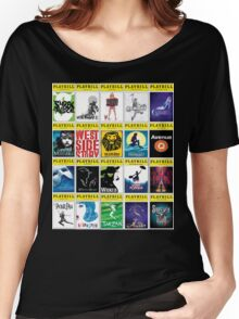 Broadway Greats Women's Relaxed Fit T-Shirt