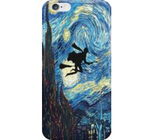 The Starry Night Harry Potter iPhone Case/Skin