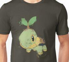 Graffiti Turtwig Unisex T-Shirt