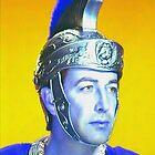 Robert Taylor in Quo Vadis? by Art Cinema Gallery