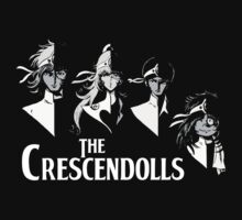 The Crescendolls (shirt) by num421337