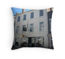Edgar Allen Poe's Honeymoon Throw Pillow