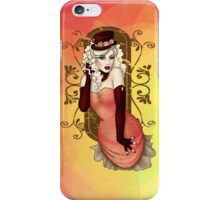 Victorian Steampunk  iPhone Case/Skin
